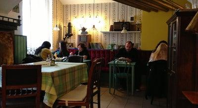 Photo of Modern European Restaurant Cafe Verne at Hviezdoslavovo Namestie 18, Bratislava 811 02, Slovakia