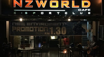 Photo of Arcade Nz-World @ Raja Uda at Butterworth, Malaysia