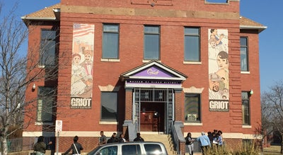 Photo of History Museum Griot Museum Of Black History at 2505 Saint Louis Ave, Saint Louis, MO 63106, United States