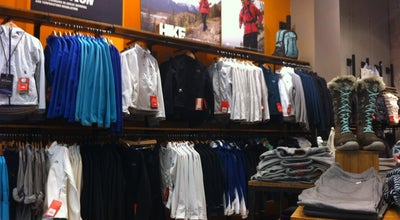 Photo of Sporting Goods Shop The North Face at 180 Post Street, San Francisco, CA 94108, United States
