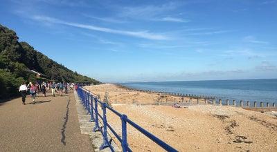Photo of Beach Eastbourne Beach (Near Hollywell Chalet) at United Kingdom