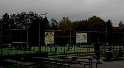 Photo of Tennis Court Tenis Slavia at Plzeň, Czech Republic