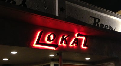 Photo of American Restaurant Lokal Burgers Beer at 3190 Commodore Plaza, Miami, FL 33133, United States