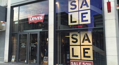 Photo of Clothing Store Levi's at Frankfurt, Germany