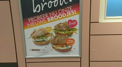 Photo of Sandwich Place De Brooodzaak at Station Den Haag Hs, Den Haag, Netherlands