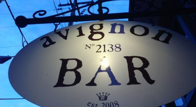 Photo of French Restaurant Bar Avignon at 2138 Se Division St, Portland, OR 97202, United States