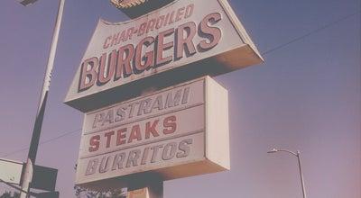 Photo of Restaurant Patra Burgers On Sunset at 1524 W Sunset Blvd, Los Angeles, CA 90026, United States