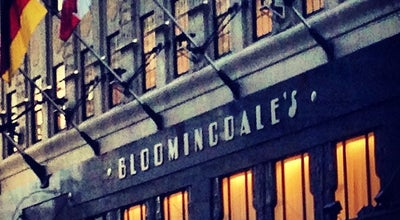 Photo of Department Store Bloomingdale's at 1000 3rd Ave, New York, NY 10022, United States