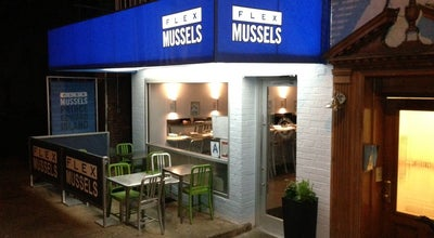 Photo of Seafood Restaurant Flex Mussels at 174 E 82nd St, New York, NY 10028, United States