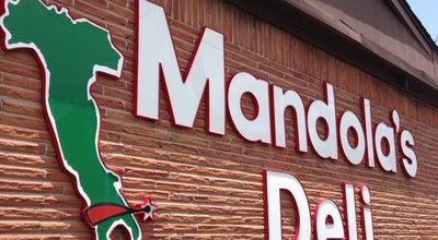 Photo of Italian Restaurant Mandola's Deli at 4105 Leeland St, Houston, TX 77023, United States