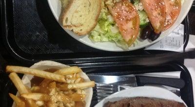 Photo of Mediterranean Restaurant Esquire Restaurant at 2581 Victoria Park Ave, Toronto, ON M1T 1A4, Canada