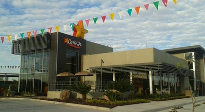 Photo of Fast Food Restaurant Carl's Jr. at Blvd. Pedro Infante, Culiacán, Mexico