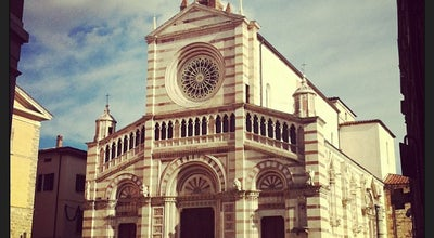 Photo of Church Duomo at Piazza Dante, Grosseto 58100, Italy
