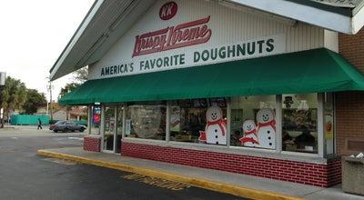 Photo of Donut Shop Krispy Kreme Doughnuts at 590 Ne 167th St, Miami, FL 33162, United States