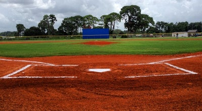 Photo of Baseball Field Babe Ruth at 600 S Pompano, Sarasota, FL, United States