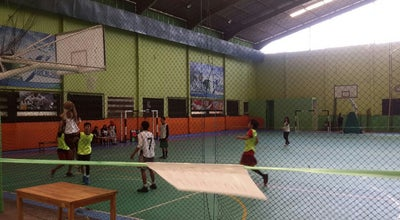 Photo of Basketball Court Champions Basketball at Jl. Puncak Mandala No. 42-44, Malang, Indonesia