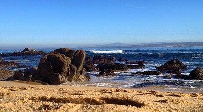 Photo of Beach McAbee Beach at 1 Hoffman Ave, Monterey, CA 93940, United States