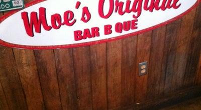 Photo of American Restaurant Moe's Original Bar B Que at 2101 University Blvd, Tuscaloosa, AL 35401, United States
