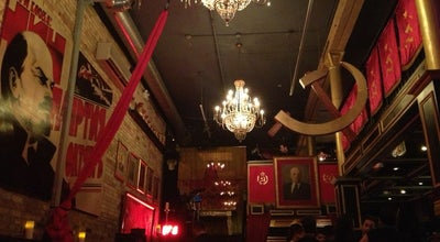 Photo of Eastern European Restaurant Pravda Vodka Bar at 44 Wellington St E, Toronto M5E 1C7, Canada