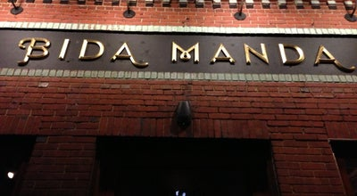 Photo of Restaurant Bida Manda at 222 S. Blount St., Raleigh, NC 27601, United States