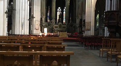 Photo of Church Eglise Notre Dame du Sacre Coeur at Rue Nationale, Lille 59000, France