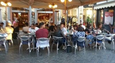Photo of Cafe Portofino Eis Cafe at Piazza Cola Di Rienzo, 116, Roma 00192, Italy