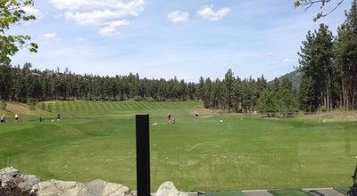 Photo of Golf Course Okanagan Golf Club - Clubhouse at Canada