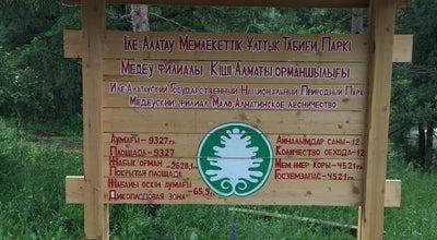 Photo of Mountain Родник в Комиссарском ущ. at Kazakhstan
