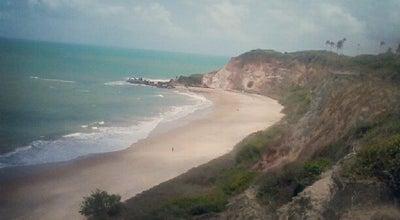Photo of Beach Praia do Sol at Praia Do Sol, João Pessoa, Brazil