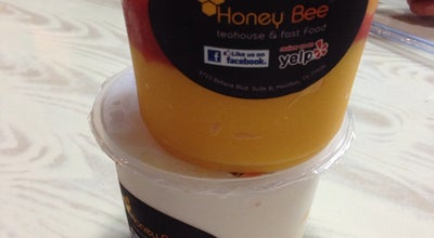 Photo of Bubble Tea Shop Honey Bee Teahouse and Fast Food at 9715 Bellaire Blvd, Houston, TX 77036, United States