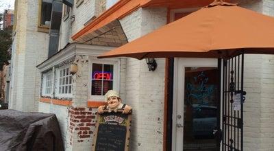 Photo of Indian Restaurant Indigo at 243 K St Ne, Washington DC, DC 20002, United States