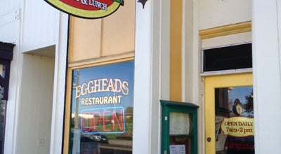 Photo of American Restaurant Eggheads Restaurant at 326 N Main St, Fort Bragg, CA 95437, United States