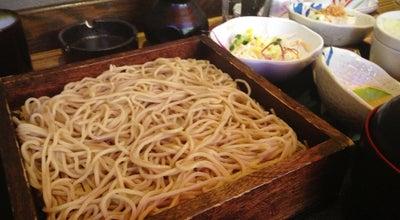 Photo of Japanese Restaurant そば処 紋兵衛 | Soba Monbei at 上海市長寧区荣华东道57弄1号, 上海市, China