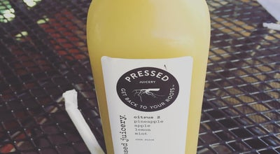 Photo of Restaurant Pressed Juicery at 6201 Hollywood Boulevard, Los Angeles, CA 90028, United States
