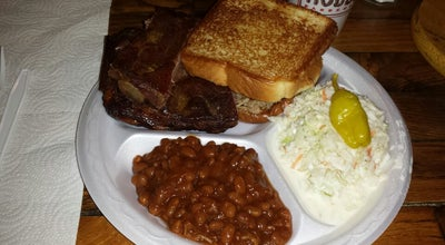 Photo of American Restaurant Demo's Barbecue & Smokehouse at 1851 S Church St, Jonesboro, AR 72401, United States