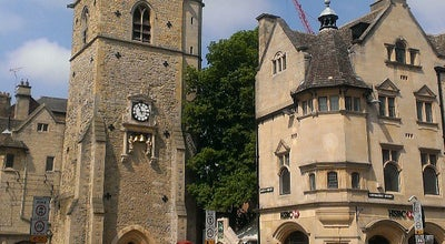 Photo of Monument / Landmark Carfax Tower at Corner Of Carfax And Cornmarket, Oxford OX1, United Kingdom