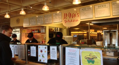 Photo of Mexican Restaurant Anna's Taqueria at 84 Massachusetts Ave, Cambridge, MA 02139, United States