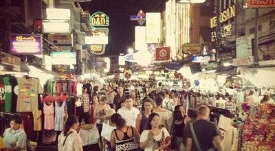 Photo of Night Market Khaosan Night Market at Khao San Rd, Bangkok 10200, Thailand