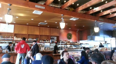 Photo of Italian Restaurant Caffe Trieste at 4045 Piedmont Ave, Oakland, CA 94611, United States