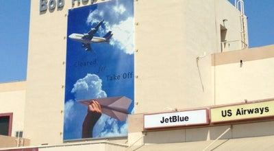 Photo of Airport Bob Hope Airport (BUR) at 2627 N Hollywood Way, Burbank, CA 91505, United States