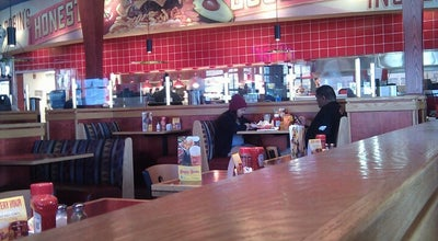 Photo of American Restaurant Red Robin Gourmet Burgers at 873 Lifestyle St, Manteca, CA 95337, United States