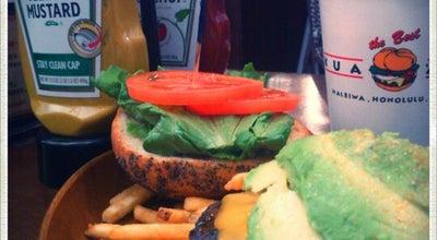 Photo of Burger Joint KUA'AINA さいたま新都心店 at 大宮区吉敷町4-263-1, さいたま市 330-9559, Japan