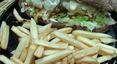 Photo of Burger Joint Grillbox - Master Burguer at Rua Comandante Didio Costa, Nº 749, Paranaguá, Brazil