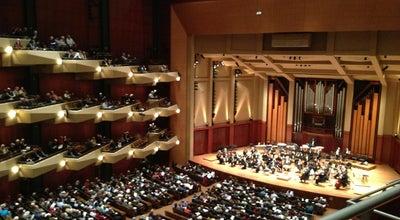 Photo of Theater Benaroya Hall at 200 University St, Seattle, WA 98101, United States