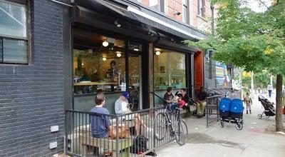 Photo of Cafe Ninth Street Espresso at 700 E 9th St, New York, NY 10009, United States