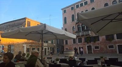 Photo of Italian Restaurant Suzie Cafe at Fondamenta San Basilio, Venice, Italy
