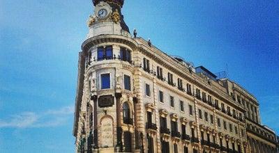 Photo of Monument / Landmark Banco de Espana at Calle De Alcala, 48, Madrid 28014, Spain