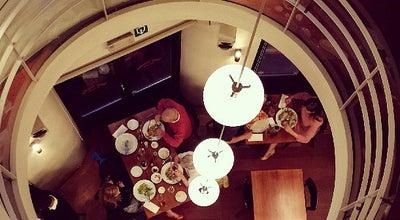 Photo of Italian Restaurant Bar Italia at Graaf Van Egmontstraat 13, Antwerp 2000, Belgium
