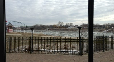 Photo of American Restaurant Bev's on the River at 1110 Larsen Park Road, Sioux City, IA 51103, United States