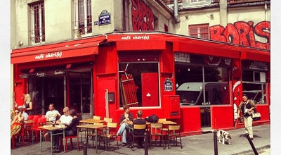 Photo of Pub Cafe Cherie at 44 Boulevard De La Villette, Paris 75019, France